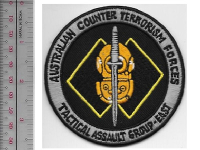 Australian Clearance Diver TAG E Special Forces Military Commando Patch