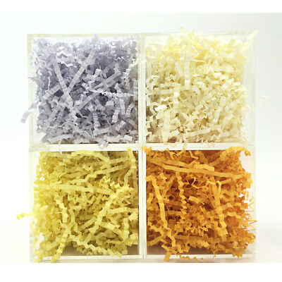 100 g Crinkle Cut Papers Shred Filler for Gift Wrapping and Basket Filling