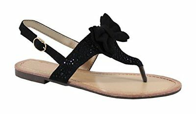 nero 37 EU By Shoes Sandali Donna Scarpe 3664644067064 y64