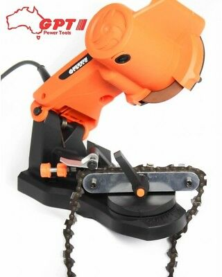 85W Electric Chainsaw Chain Sharpener Chain Saw Grinder