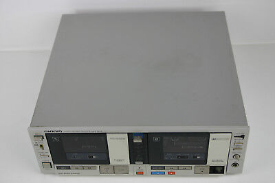 Onoko Made in Japan Dual Tape Deck PC-W250