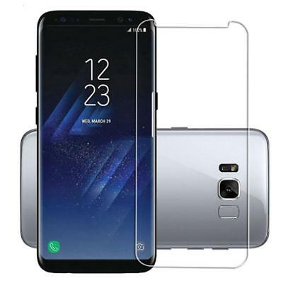 Genuine Nuglas Tempered Glass Sn Protector for Samsung Galaxy S8 DA