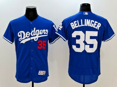 Cody Bellinger #35 Log Angeles Dodgers Flex Base MLB Jerseys (NWT)