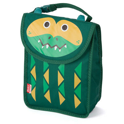 NEW Built NY Big Apple Buddies Yellow Alligator Lunch Sack