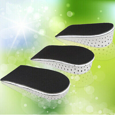 UKDG Unisex Insole Heel Lift Insert Shoe Pad Height Increase Cushion Elevator