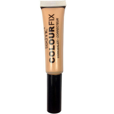 Technic Colour Fix Concealer Corrector for Natural Look - 18 ml - Dark