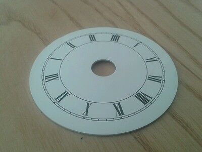 Clock Dial 57mm Roman Enam
