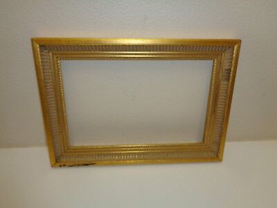 """5/"""" WIDE CLASSIC MODERN PLEIN AIR BLACK LEAF WOOD FRAME PICTURE PHOTO PAINTING +"""