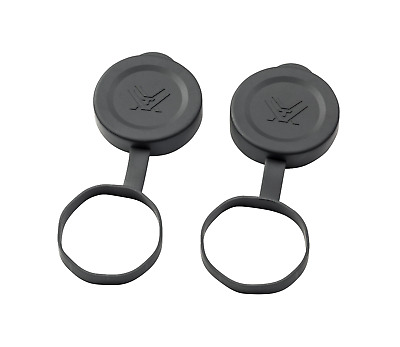 Pair of Objective Lens Covers for Vortex 28mm Viper compact binoculars (SW35)