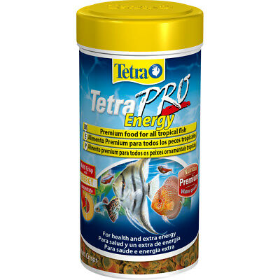 Tetra Pro Energy 110g Premium Fish Food for All Tropical Fish