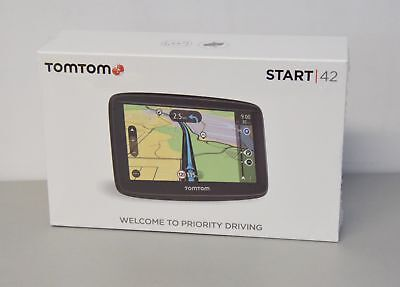 TomTom Navigationsgerät Start 42 CE T