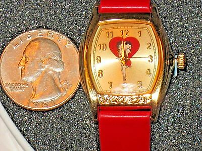 Betty Boop Watch Japan Move made in China Hearst Holdings Valdawn Watch Company