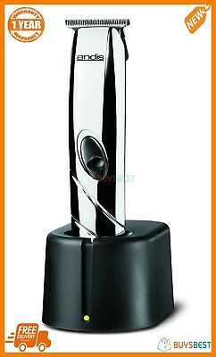 Andis D4D T-Liner+ Combo Clipper and Trimmer with 3 Detachable Blades