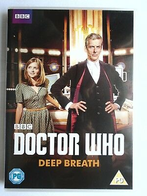 Doctor Who - Deep Breath   DVD  New & Sealed S7
