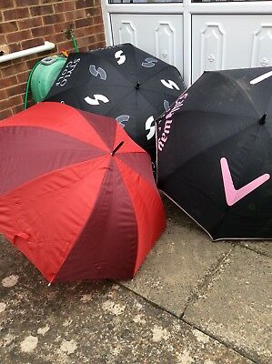Job lot golf umbrella /fishing umbrella/2 seats