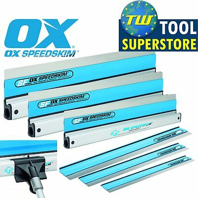 OX Speedskim SF Stainless Steel Plastering Rules Finishing Spatulas & Blades