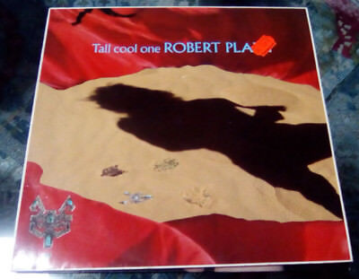 MS - ROBERT PLANT - Tall cool one - 45RPM