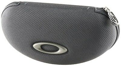 Oakley Universal Sunglasses Sport Soft Vault Case Black Zippered Storage Large