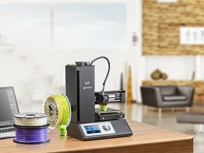 Monoprice Select Mini 3D Printer with Heated Build Plate,