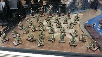 Warhammer/Age of Sigmar Crypt Ghouls Flesh Eater Courts x30 Painted