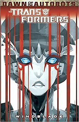 Transformers: Windblade (Transformers (Idw)), Scott, Mairghread, Excellent Book