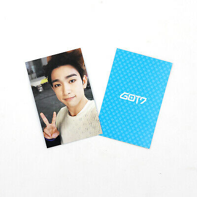 [GOT7]Just right Official Photocard/JINYOUNG