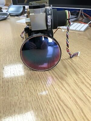 Flir MWIR THERMAL IMAGER/CAMERA FPA CRYOCOOLER  18x Zoom Lens -READ - Ex MoD