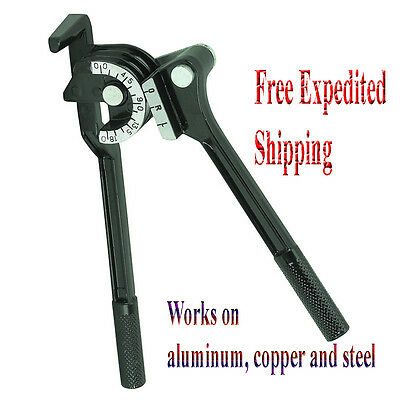 Aluminum Copper and Steel Tubing Tube Bender Angle 0-180 Degree