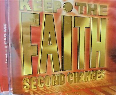 Keep The Faith Second Chances  NEW! CD, Lead Me Lost ,Time Life ,17 Tracks,GOD