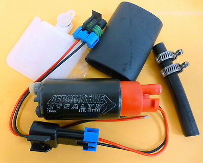 Aeromotive 11565 325 LPH Stealth Electric In Tank Compact Fuel Pump E85