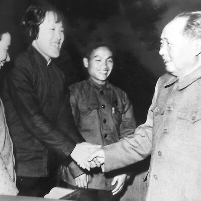 MAO TSE TUNG - CTK - DALMAS - Photo de presse