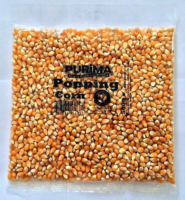 Popcorn Kernels Popping Pop Corn Raw Maize Seeds Kernals 500g 1kg 1.5kg 2kg Bulk