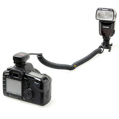Horusbennu OC-SS Off Camera TTL Remote Sync Shoe Cord for Sony FA-CC1AM FA-CS1AM