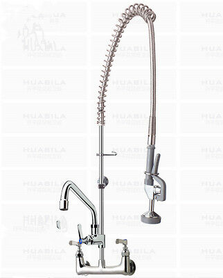 Commercial Stainless Steel Faucet