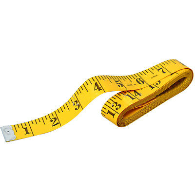 2X(120 inch Flexible Sewing Ruler for Tailor Dressmaker's Sewing Ruler Meas P1C8