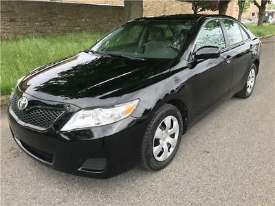 Camry LE 2011 Toyota Camry LE No Reserve