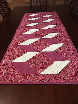 Handmade Patchwork Table Runner