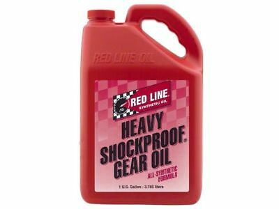 Redline Oil 58205 Heavy ShockProof Gear Oil  1 gallon