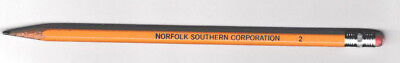Railroad  Norfolk Southern Corporation  Advertising Pencil