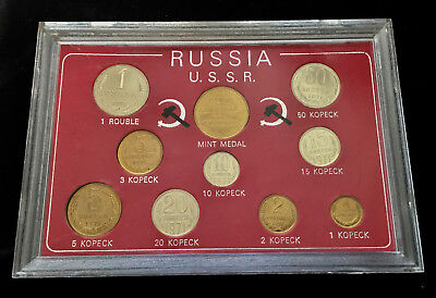 1971 Russia - U.S.S.R. Mint Set