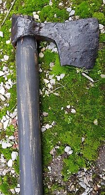 viking original 10 to 11th century AD Battle axe.
