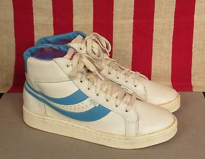 Vintage 1980s Astro High-Top Basketball Sneakers Athletic Shoes Sz.11 New NOS