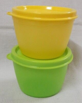 Tupperware Mini Bowled over -Refrigerator Bowls -SF2 -Left overs Bowls-150ml/5oz