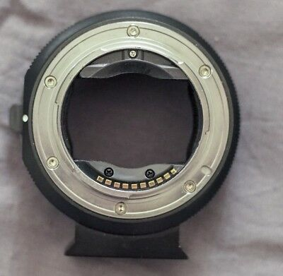 Metabones Canon EF/EF-S Lens to Sony E Mount T Smart Adapter IV (4th Generation)