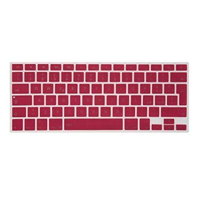 Aiino Copritastiera Keyboard protettore per Apple MacBook Air/Pro/Retina (B5M)