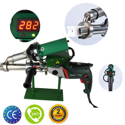 AC220V 1080W Handheld Plastic Extrusion Welder Hot Air Extruder 5001B