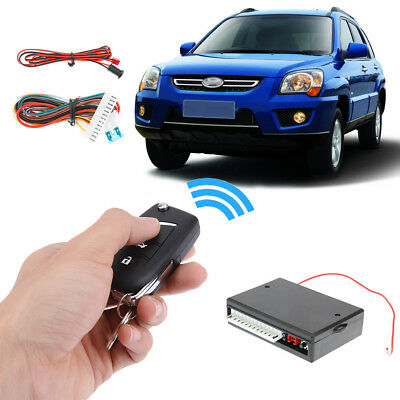 CAR CENTRAL DOOR Lock Keyless Entry System Remote Control Alarm Central  Locking
