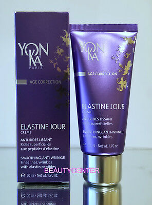 Yonka Elastine Jour Anti Aging  50 ml/1.70 oz Fresh New