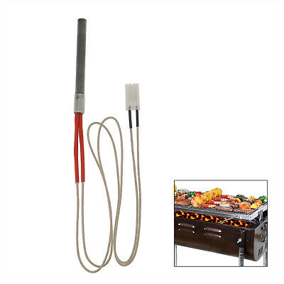 Igniter Hot Rod Replacement 200W For Traeger Pellet Stoves w/ Fuse & Instruction