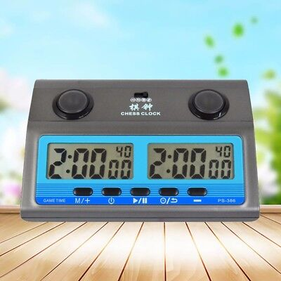 Chess Clock Digital Master Tournament 3 in 1 For Chess I-GO Chinese Chess Timer